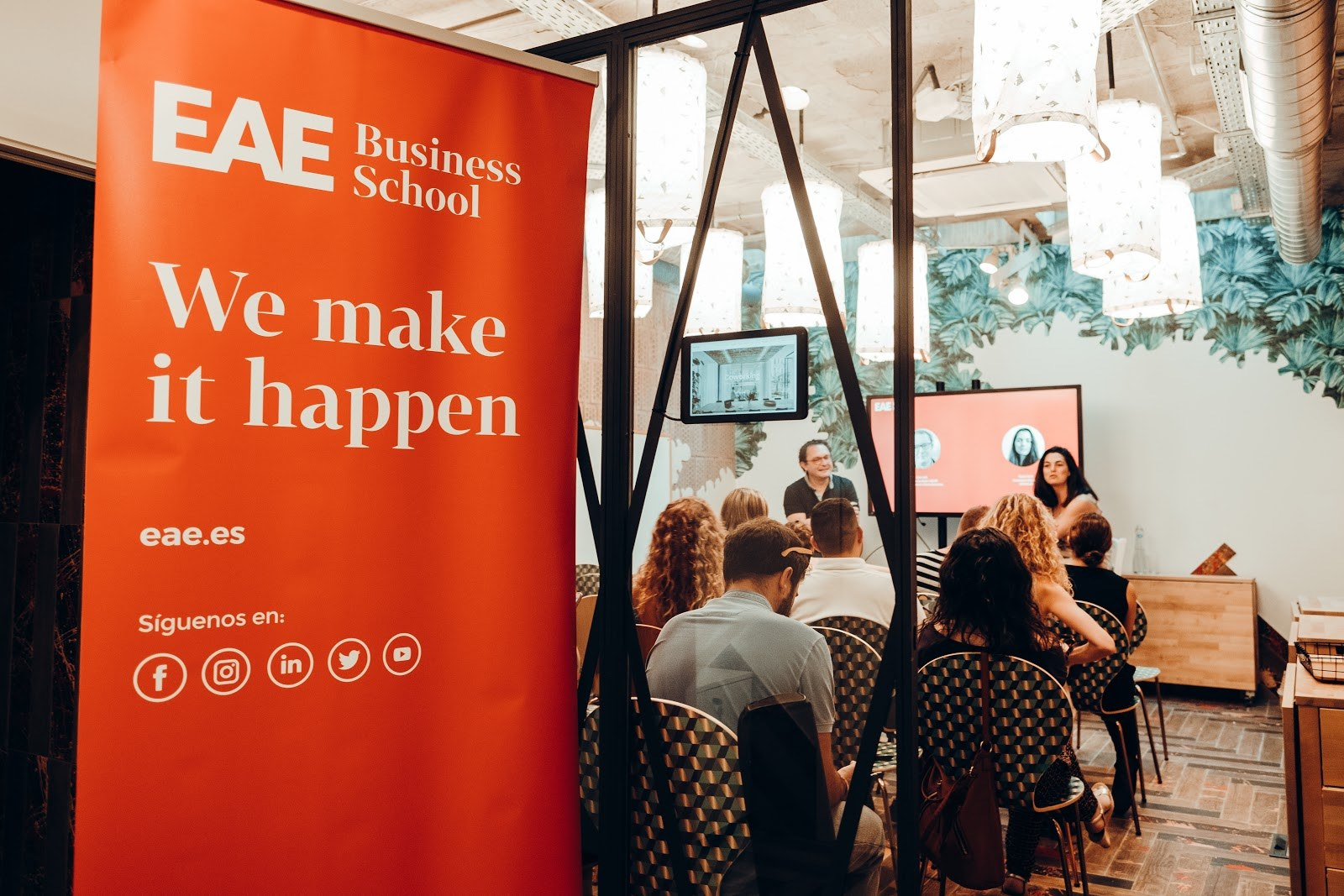 Evento de EAE Business School